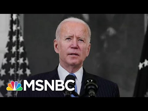 Biden: All U.S. Adults Will Have A Covid Vaccine By May   The 11th Hour   MSNBC
