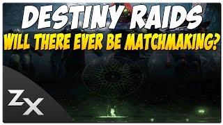 Destiny Update 1.1.1 Makes Strike Matchmaking Mandatory