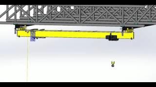 однобалочный подвесной кран(, 2016-02-16T15:01:39.000Z)