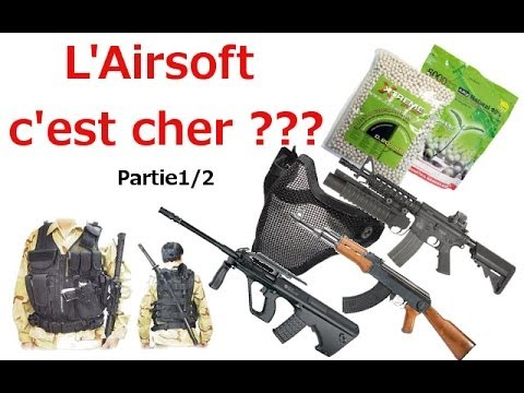 Airsoft combien ca coute