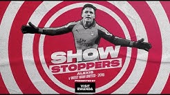 THE ALEXIS SANCHEZ SHOW! | West Ham 1-5 Arsenal | Showstoppers skills compilation | Episode 10