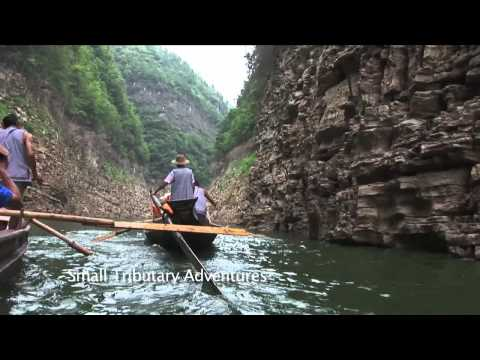 Travel With Kids China - M.S. Yangzi Explorer Sanctuary Cruises