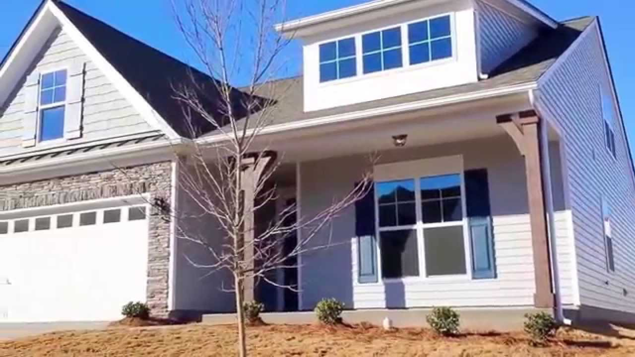 The Stanley with Bonus Suite- Eastwood Homes- Charlotte, NC New ...