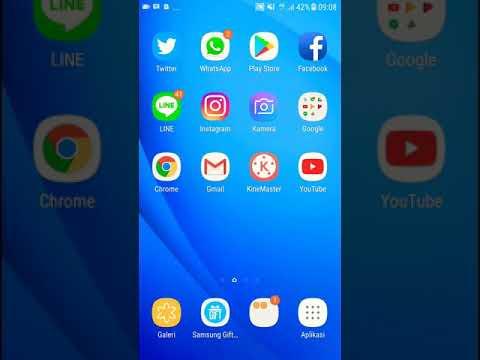 Video Cara Menghapus Akun Gmail Di Android