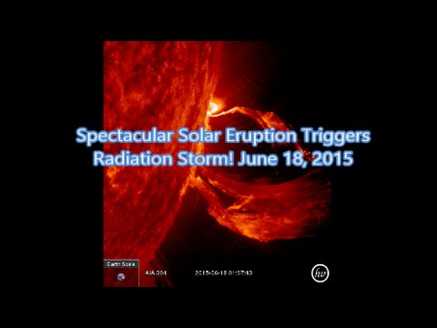 solar storm gamma radiation - photo #46