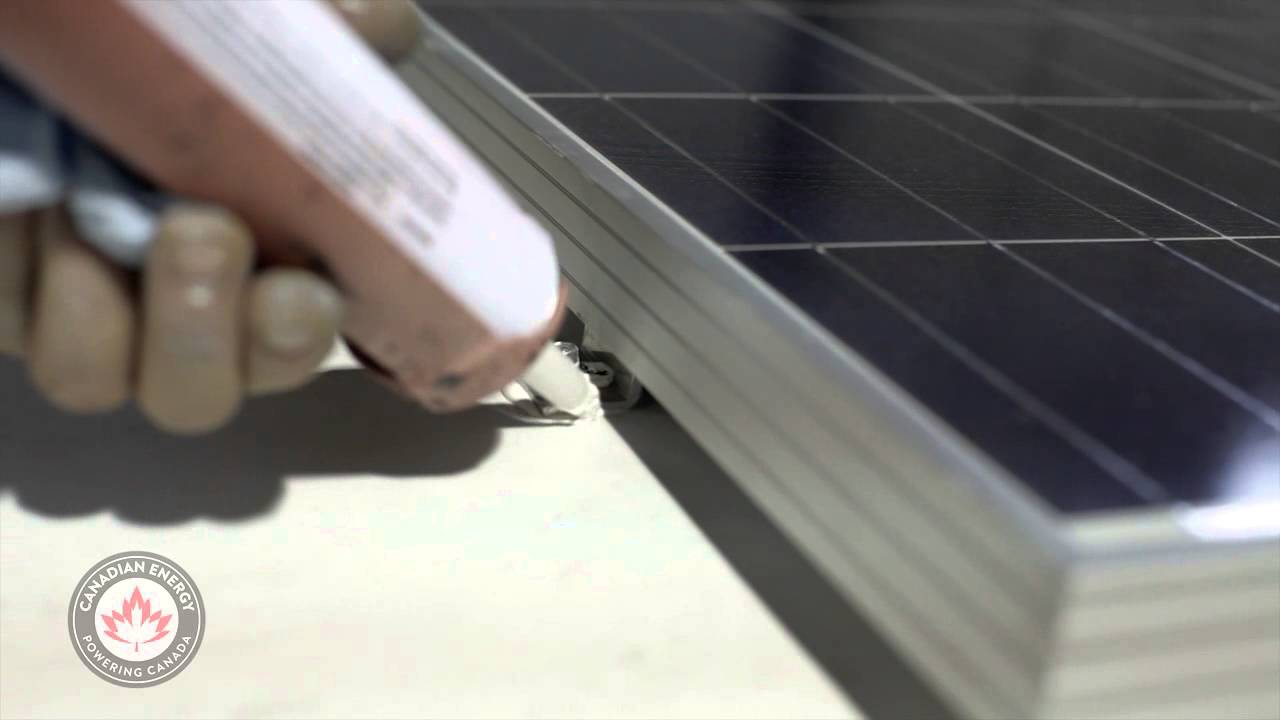 Rv Solar 2005 Chevrolet Equinox Wiring Diagram Canadian Energy™ - Panel Installation Youtube