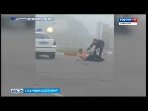 Пьяный водитель не доехал домой - Смотреть видео онлайн