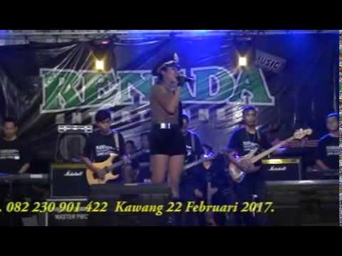 Della monica - Dangdut Jamaica ( live perform with Renada music)