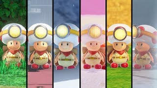 Captain Toad Treasure Tracker Walkthrough