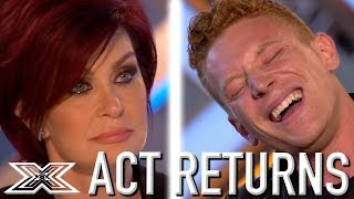 AMAZING Contestant RETURNS After a DECADE | X Factor Global