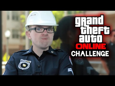 WIR SIND DIE POLIZEI in GTA Online!