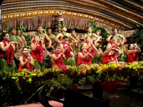 Aggie Grey's New Lagoon, Beach Resort & Spa, Samoa show