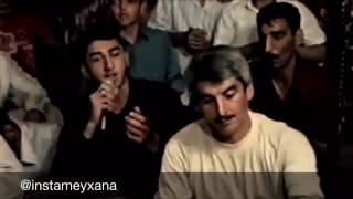 Vüqar Biləcəri 17 yaşında ustadlara qan uddurur