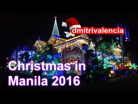 Christmas in Manila / Pasko sa Manila 2016