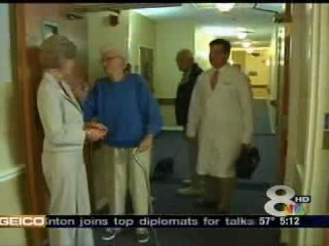3/18/10 Dr. Seth Forman Talks About House Call Program on WFLA