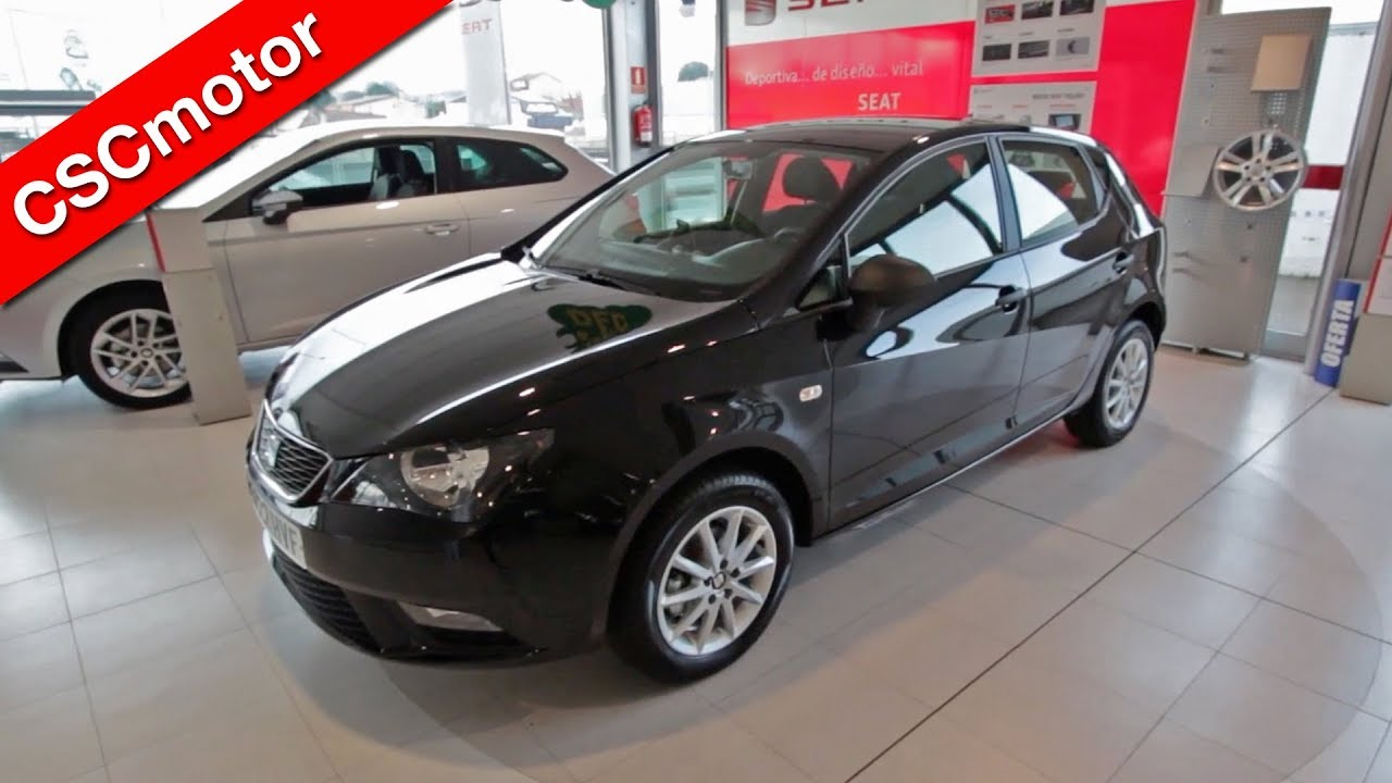 seat ibiza 5 puertas 2014 revisi n en profundidad y encendido youtube. Black Bedroom Furniture Sets. Home Design Ideas