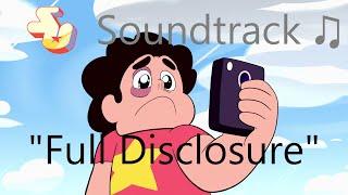 Steven Universe Soundtrack ♫ - Full Disclosure [Raw Audio]