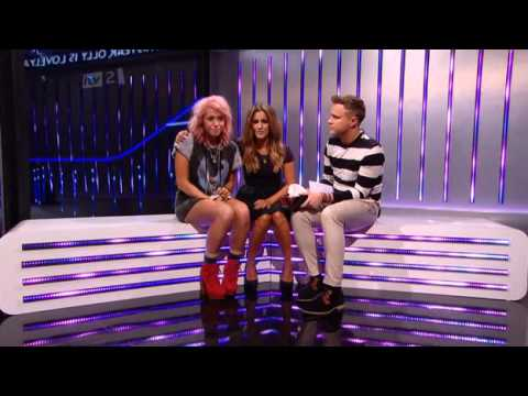 The Xtra Factor - Results Top 16 (10/10/11) - Part 7/8