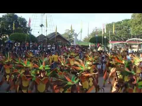 Indak Pandurucan 2015 - Full parade