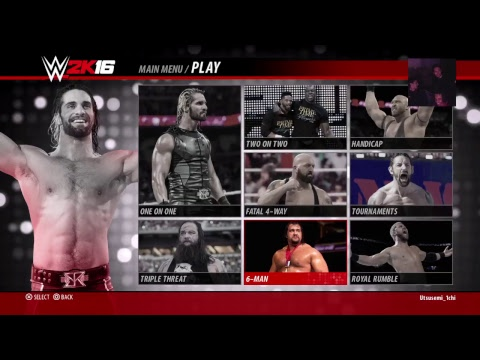 CRAZY ARSE WWE MATCHES