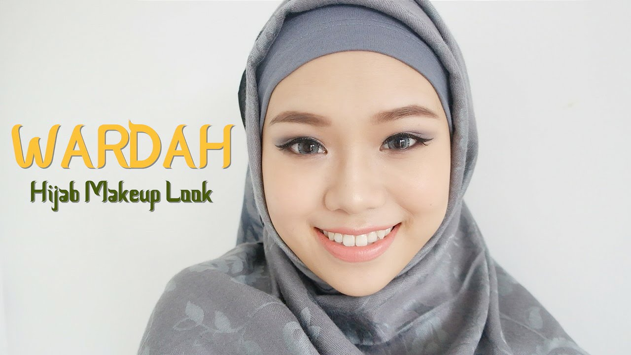 WARDAH One Brand Tutorial & Review | Hijab Makeup Look ...