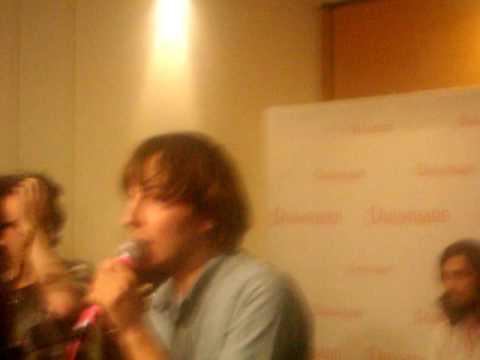 Phoenix 22.05.2009 Live @ Dussmann Shop Berlin
