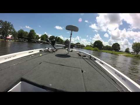 2015 Skeeter Owners Tournament SRA Boat Lane Experience