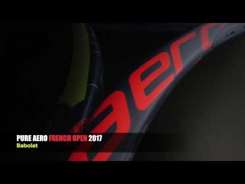 BabolatPURE AERO FRENCH OPEN 2017BF101291