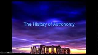History of Astronomy Lecture Pt 1