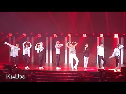 170805 EXO (엑소) - Ko Ko Bop - SMTOWN Special Stage In HK