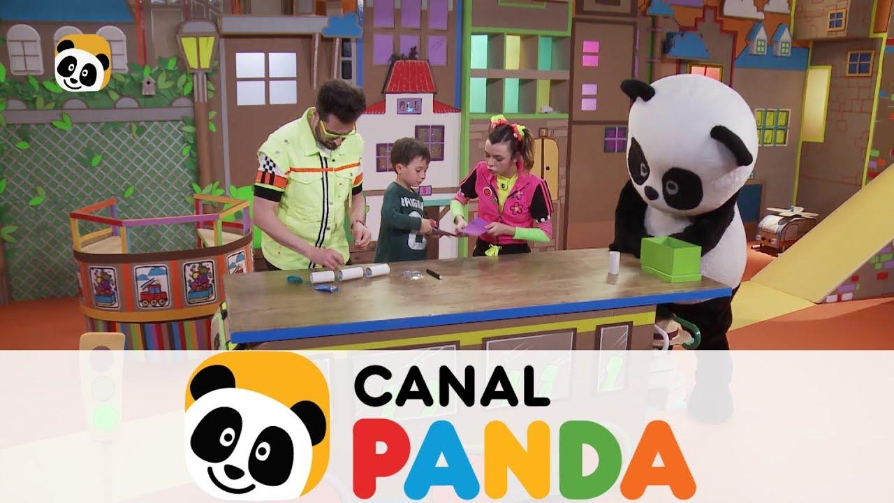 Aprende A Crear Una Divertida Serpiente Con Materiales Reciclados Canal Panda Youtube