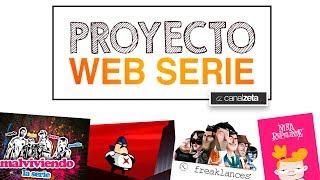 Proyecto WEBSERIE. Documental sobre Malviviendo, freaklances, Cálico Electrónico y Niña Repelente