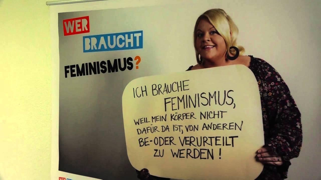 Ausstellung wer braucht feminismus in hannover youtube for Wer braucht gebrauchte mobel