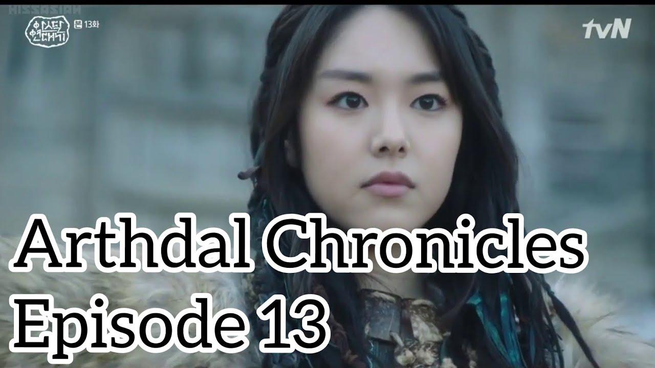Arthdal Chronicles Episode 13 [ENG SUB] Xabara (Erika Karata) Leader of Momo Tribe