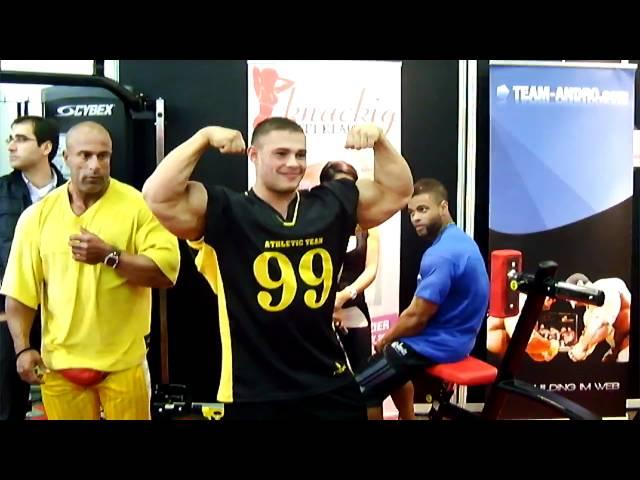 Alexey Lesukov • FIBO 2011 • BBing.TV