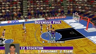 NBA Live 96 (Hitmen Productions) (MS-DOS) [1996]