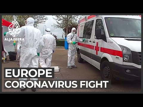 How European Countries Are Coping With Coronavirus