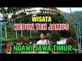 Gambar cover WISATA JAMUS Ngawi JAWA TIMUR - Ki Ageng Dipo