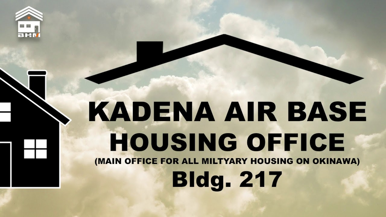 BHM: Okinawa Housing Office and Self Help locations