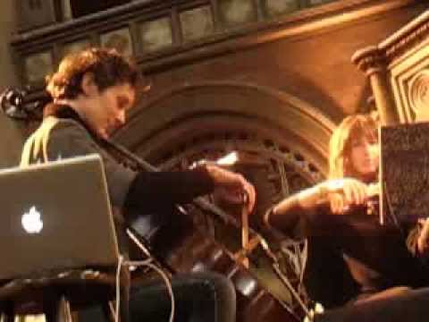 Collectress - Before And After (Live @ Daylight Music, Union Chapel, London, 30/11/13)