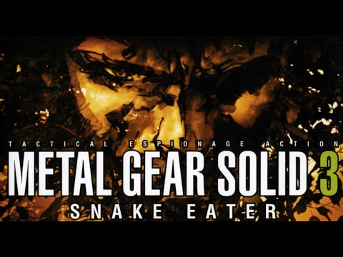 Metal Gear Solid 3: Snake Eater (FOXHOUND Run)