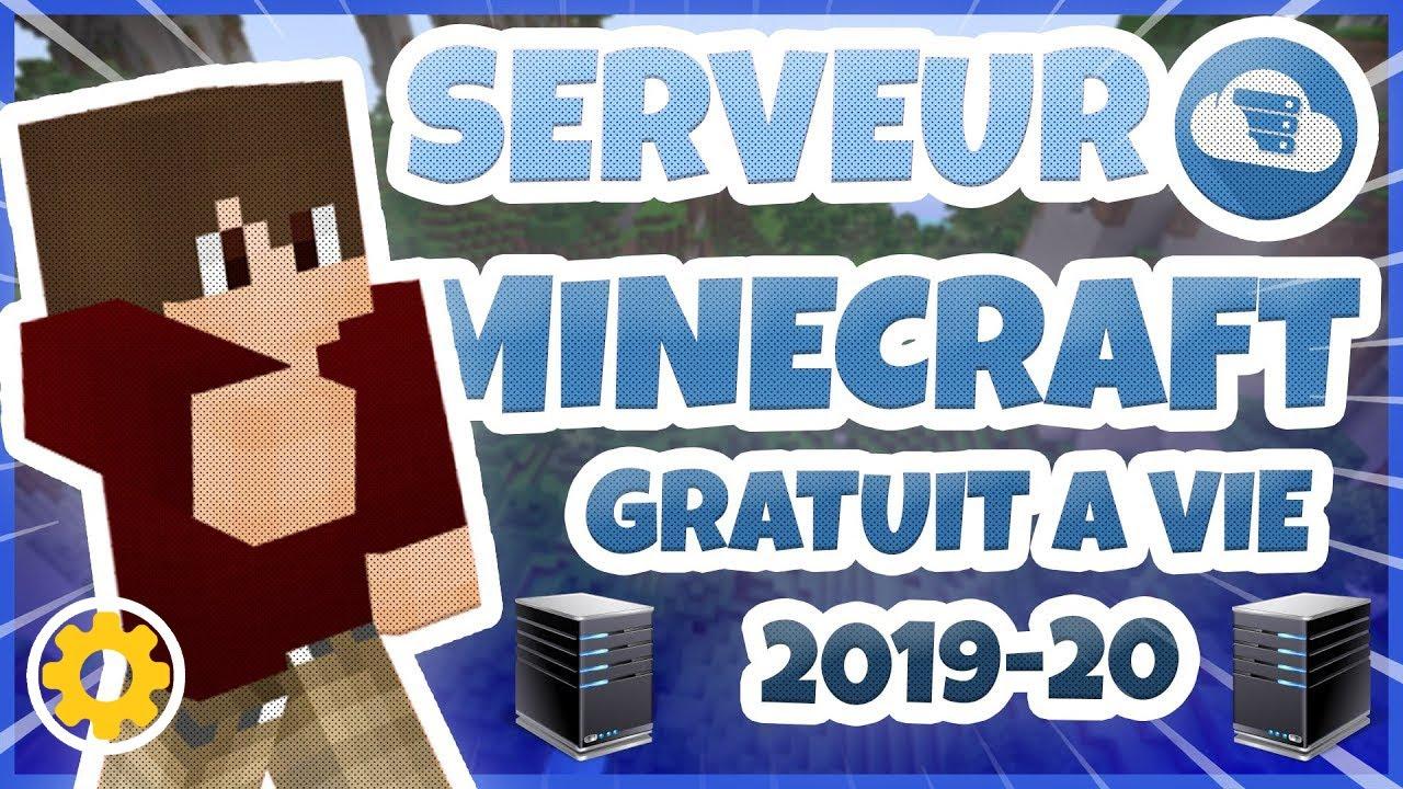Comment Avoir Son Serveur Minecraft Gratuit