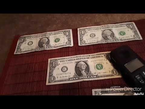 Как обменять старые доллары на новые в Украине