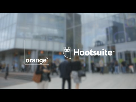 Orange & Hootsuite