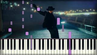 Chris Brown - Back To Love | Piano Tutorial