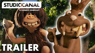 EARLY MAN - Teaser Trailer - In cinemas January 2018 A.D.
