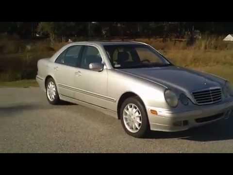 2000 mercedes benz e320 mathes auto sales florence for Mercedes benz florence sc