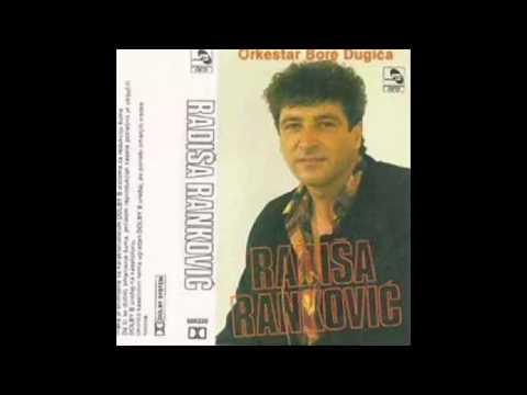 Radisa Rankovic Dila - Bilo je lepo - (Audio 1993) HD