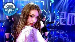 CHUNG HA (청하) - Roller Coaster [Music Bank / 2018.06.29]
