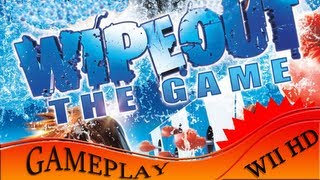 Wipeout 3- Gameplay WII | HD